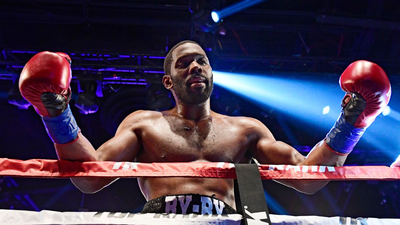 Jennings wants title shot ... but he's willing to wait for it