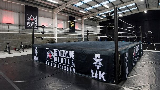 UK Performance Centre pushes WWE's global expansion forward