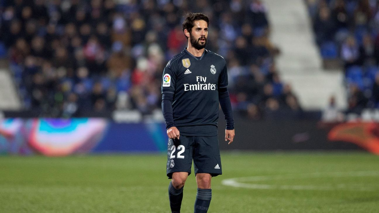 Isco's struggles and frustrations under Santi Solari continued as the Spaniard couldn't take advantage of a rare start.