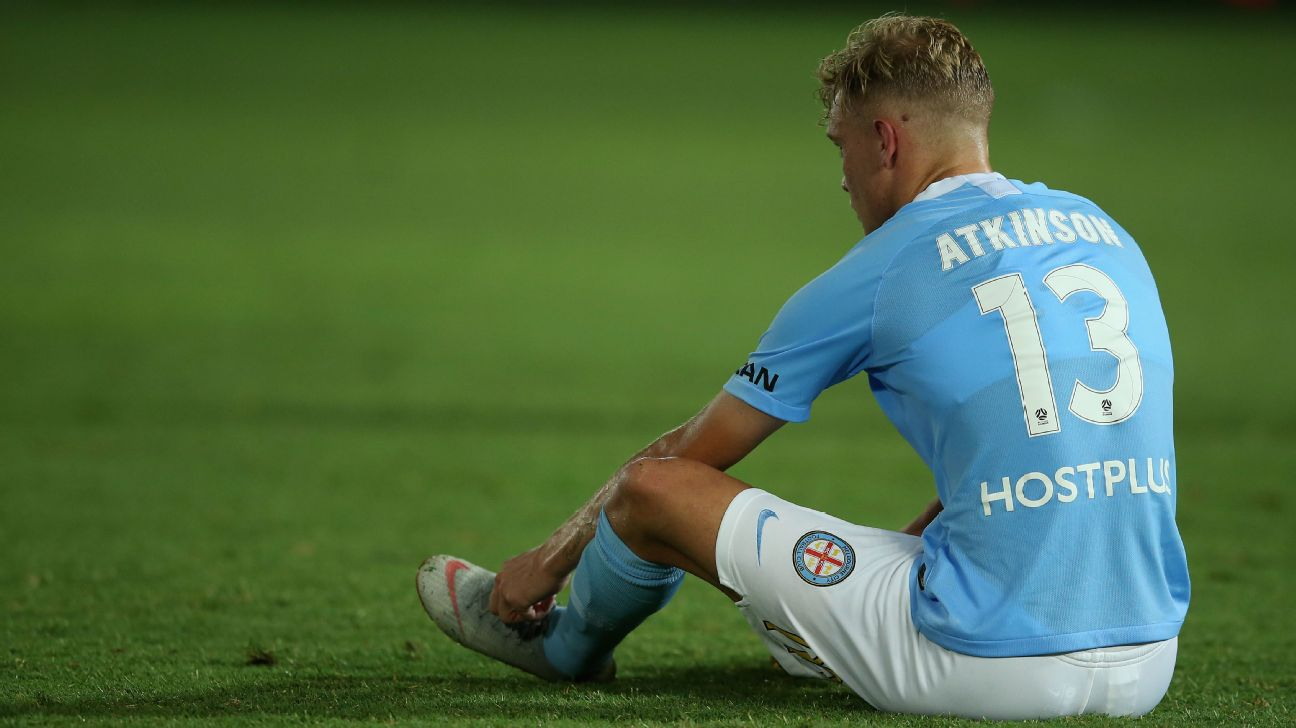 Melbourne City lost to 'better' Central Coast Mariners, not because of complacency