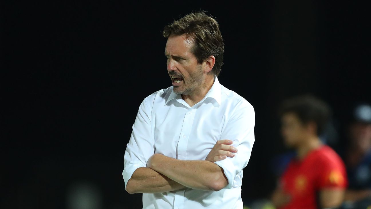 Mike Mulvey challenges Central Coast Mariners to win again after drought-breaker