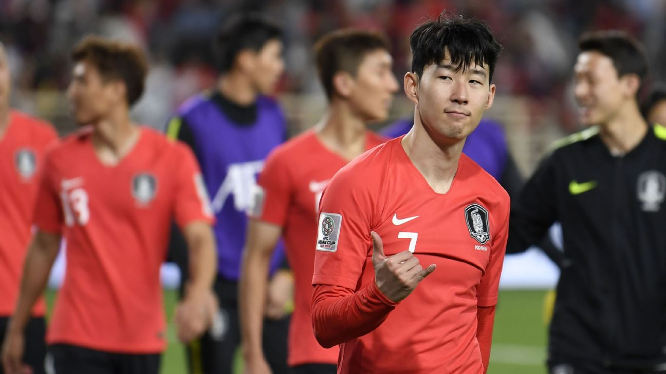 Son Heung-min's South Korea overcame China, but Team Dragon still have Wu Lei to call on