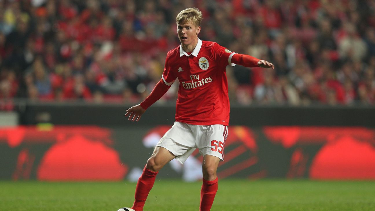 With chances for playing time limited at a club the size of Benfica, a loan move to MLS makes perfect sense for 21-year-old Keaton Parks.