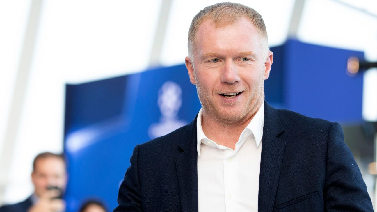 Paul Scholes in talks with Oldham Athletic over manager s role - sources