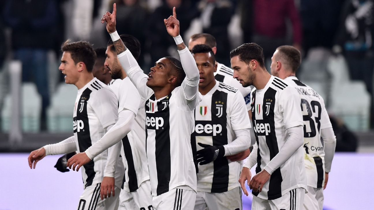 Juventus see off Chievo Verona to restore nine-point Serie A lead