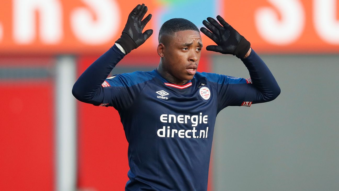 LIVE Transfer Talk: Man United step up Bergwijn chase, Tottenham keen on PSV winger