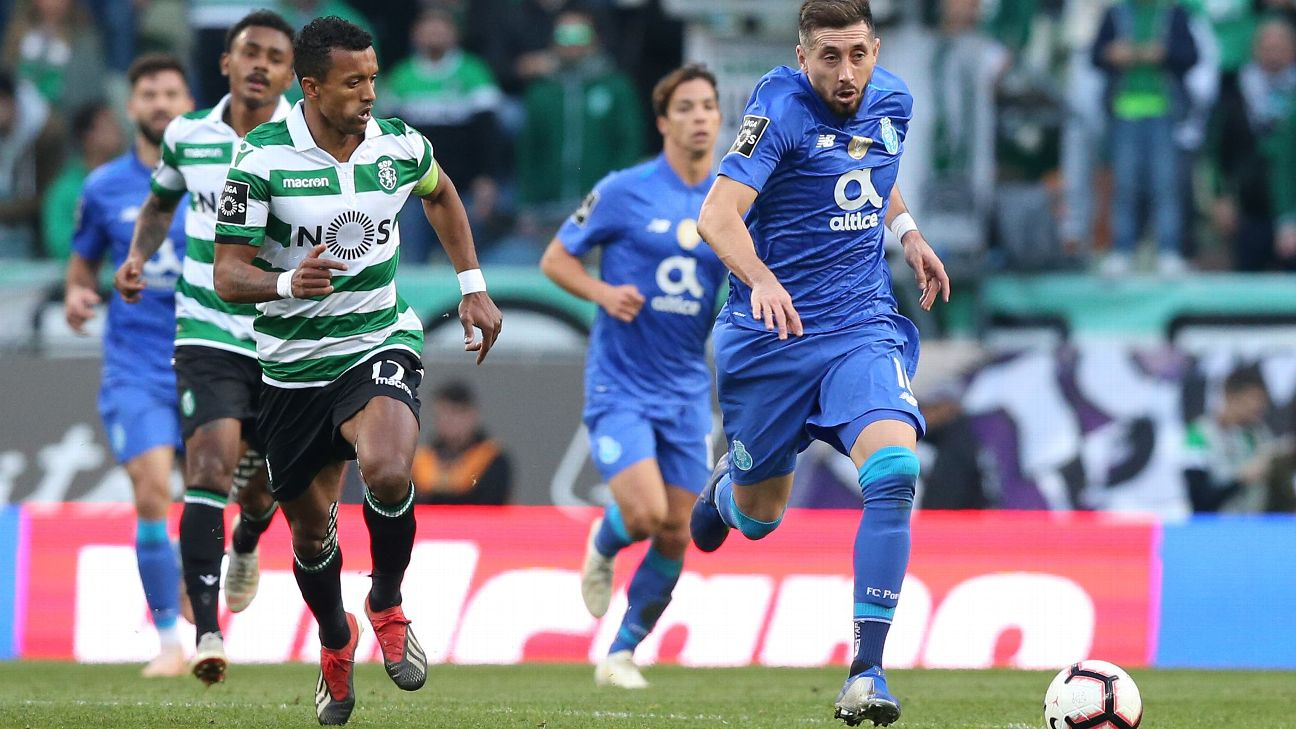 Mexicans abroad: Hector Herrera wins Europeo of the Week after red-hot form at Porto