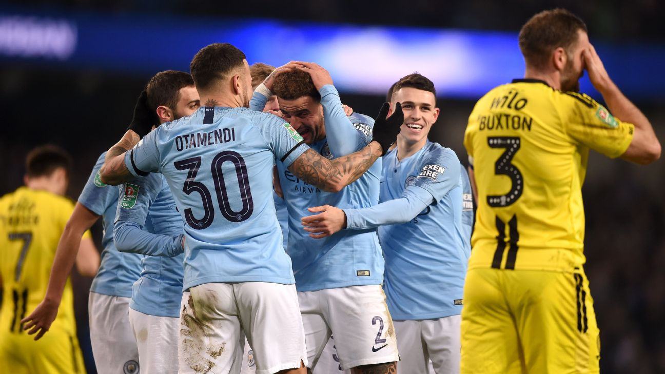 Was it wrong for Man City to beat Burton 9-0? Or are critics missing the point of football?