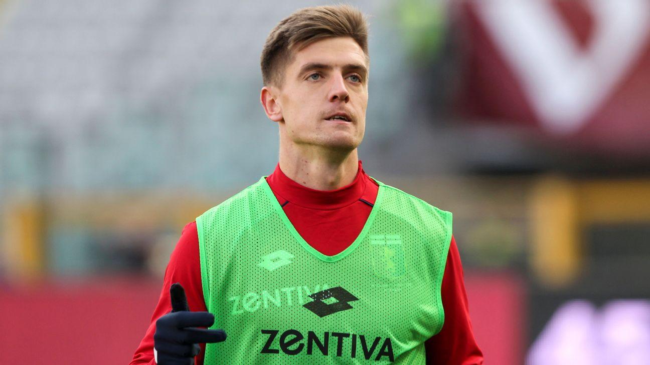 Milan signing Krzysztof Piatek will have to earn No. 9 shirt - Leonardo