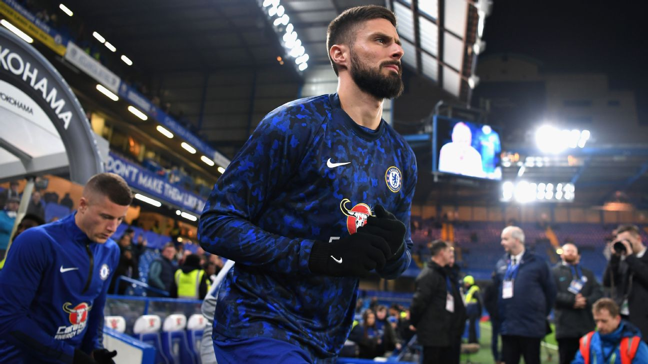 Giroud: Higuain arrival at Chelsea makes my future bleaker