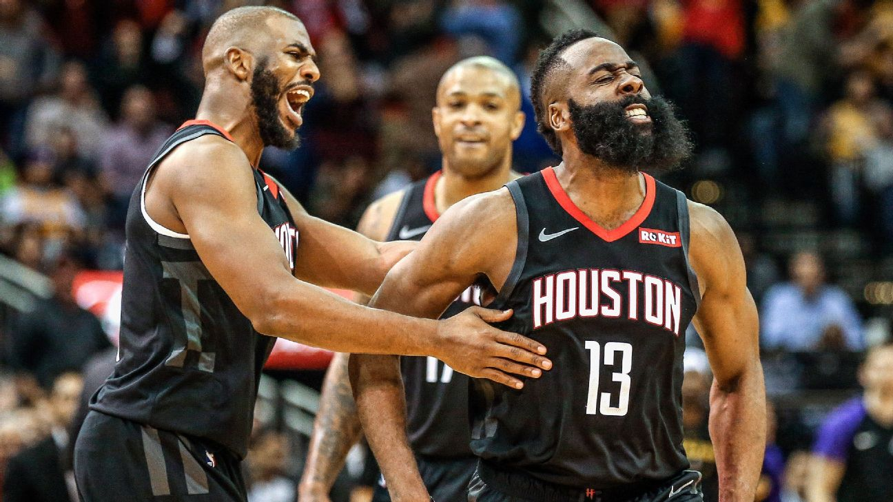 5-on-5  Can James Harden possibly keep this up   1bb121b17