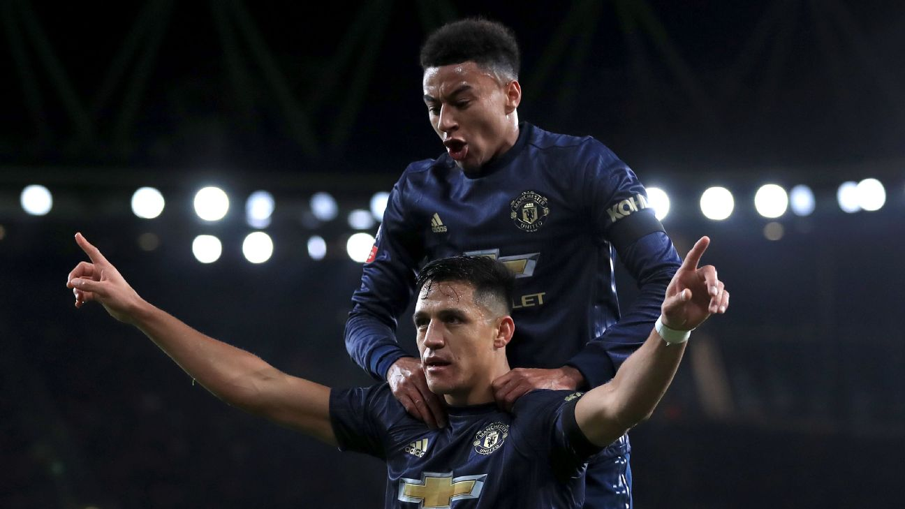 Manchester United send Arsenal packing from FA Cup as Solskjaer wins 8th straight
