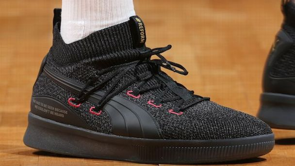 5e27d223618 Which player had the best sneakers of Week 15 in the NBA