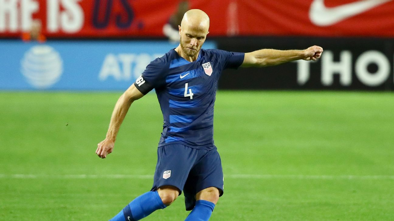 Michael Bradley impressed in his first game under Gregg Berhalter, the 31-year-old looking calm and composed in midfield.