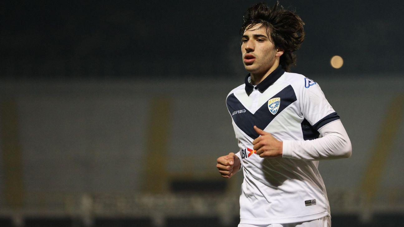 LIVE Transfer Talk: Liverpool want Sandro Tonali to replenish midfield