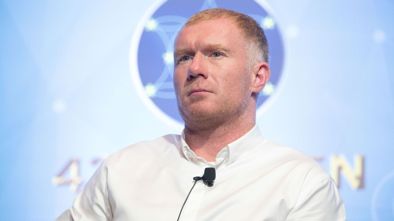 Paul Scholes appointed manager of League One side Oldham