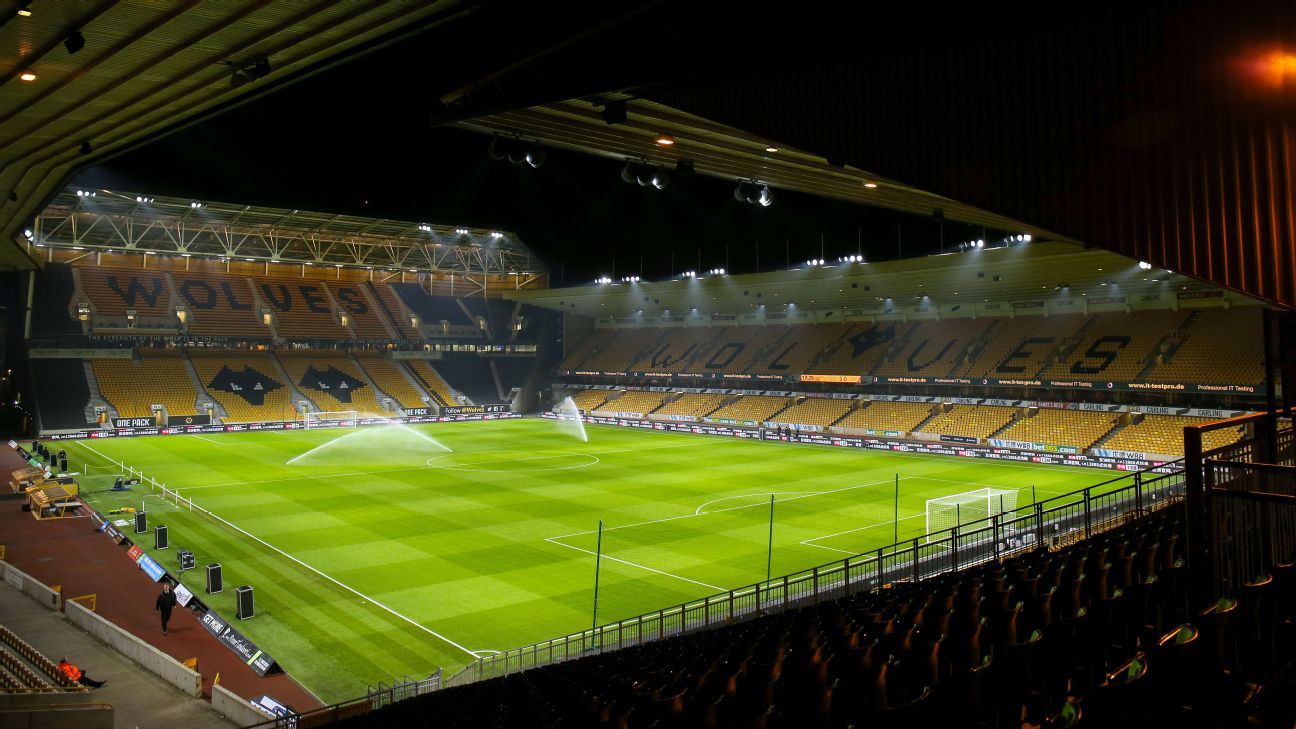 Wolves first Premier League club to install potential safe standing options