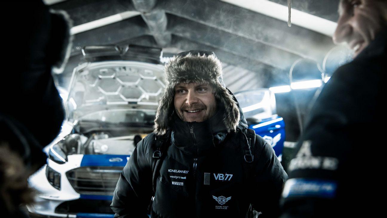 Why Bottas Winter Rallying Deserves Respect