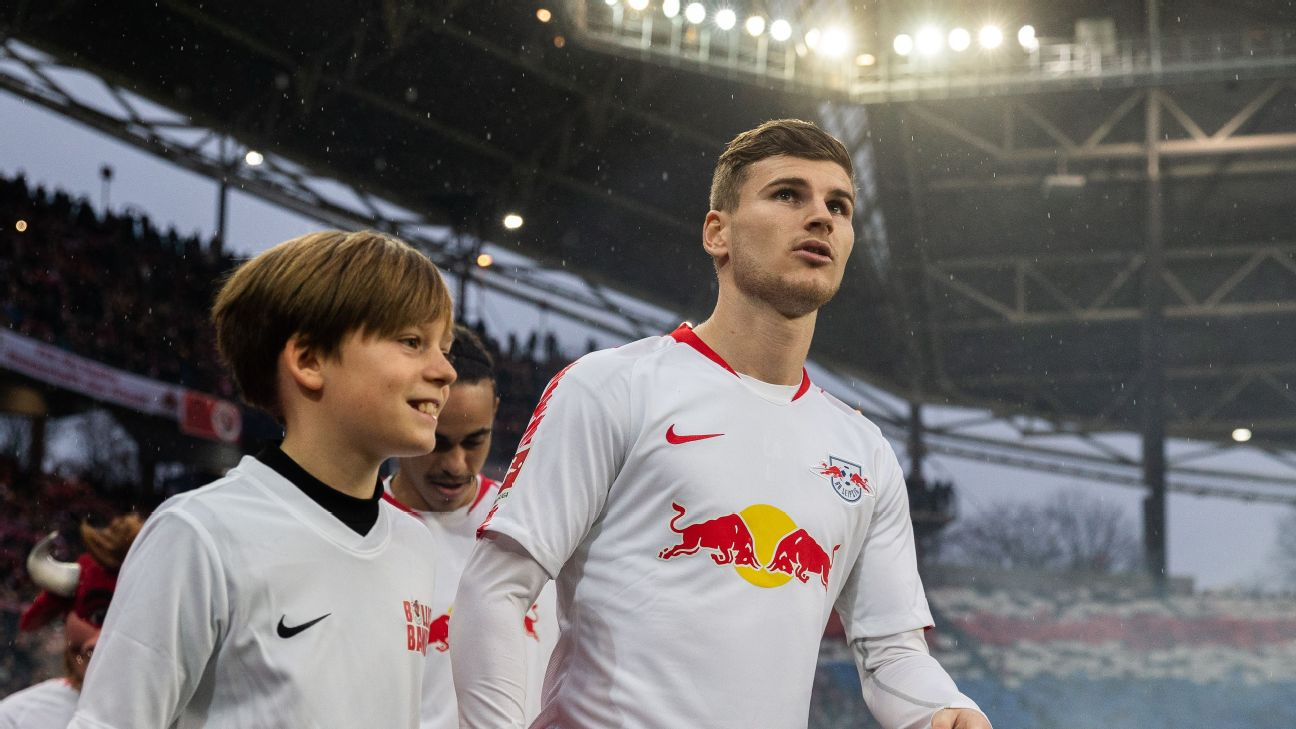 Timo Werner has 58 Bundesliga goals and nine goals for Germany at the age of 22.