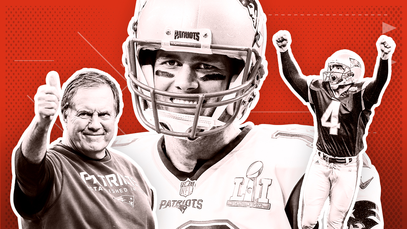fd663afd How the New England Patriots' eight Bill Belichick-Tom Brady era Super  Bowls could have gone the other way
