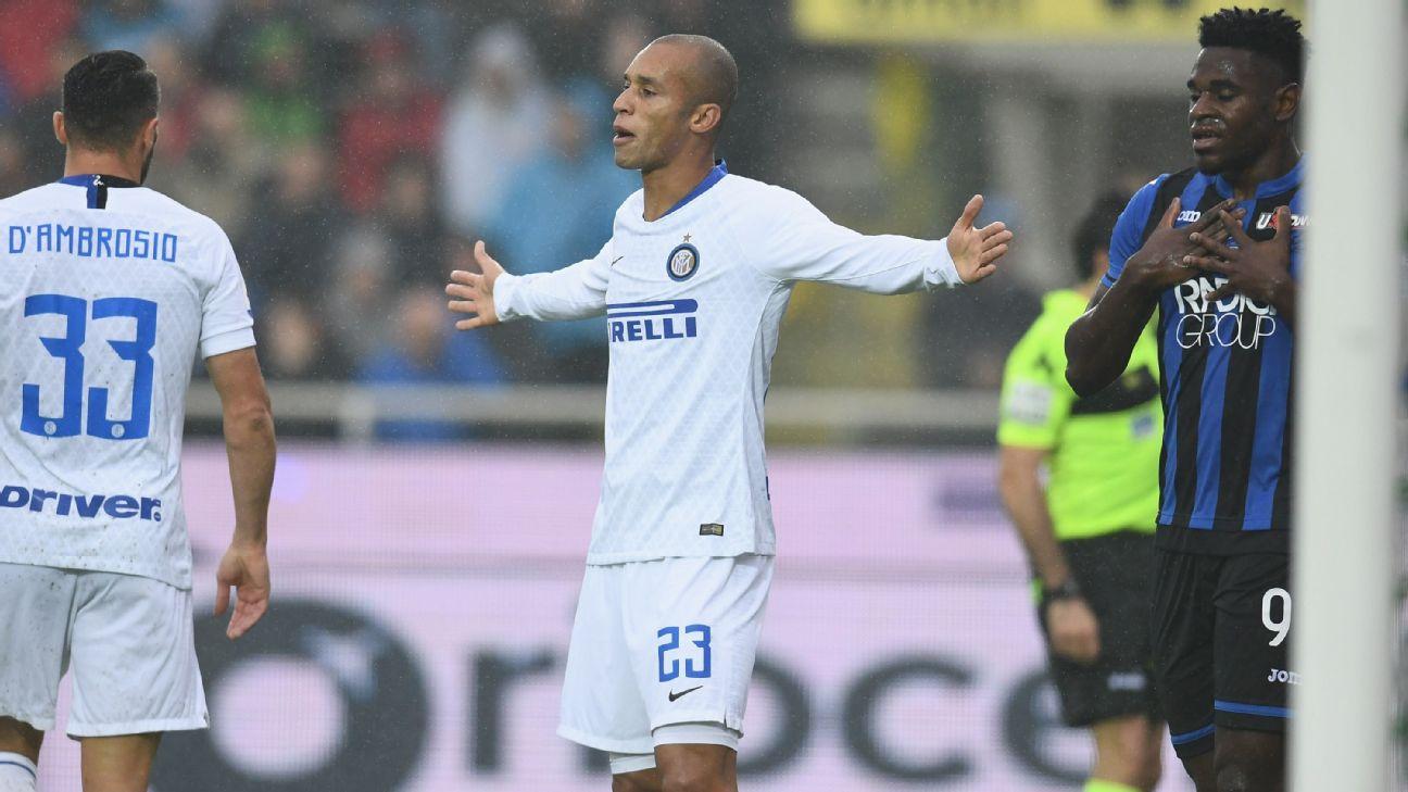 Transfer Talk: Monaco may splash cash for Inter Milan s Miranda
