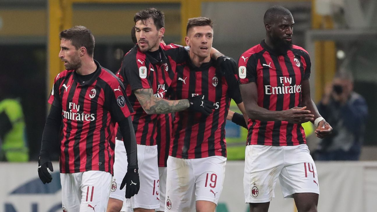 Image result for ac milan 2019