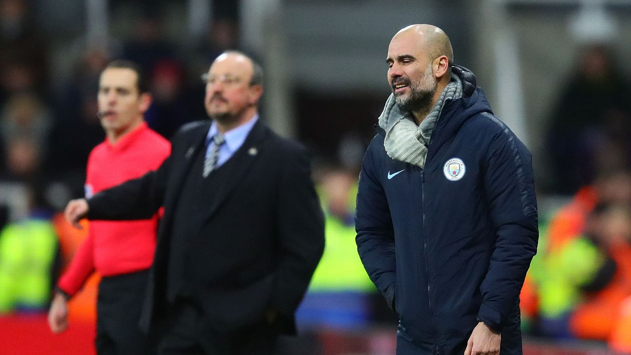 Manchester City still have  a lot of time  to catch Liverpool - Guardiola