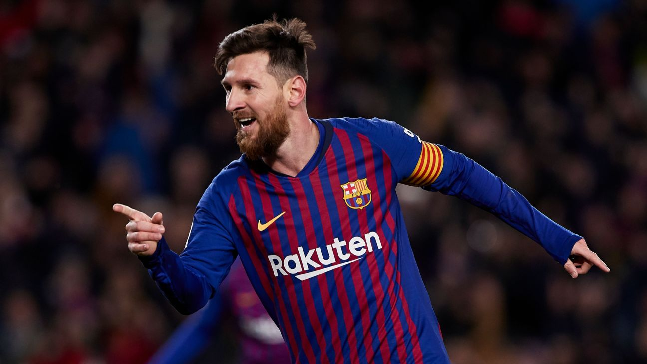 Lionel Messi finally got his goal at the end but from start to finish he was everything Barcelona missed in the first leg.
