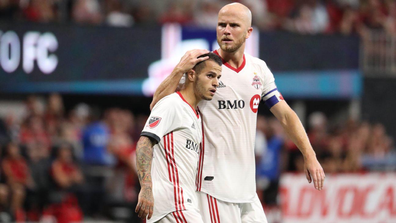 Toronto FC will miss Sebastian Giovinco - Michael Bradley