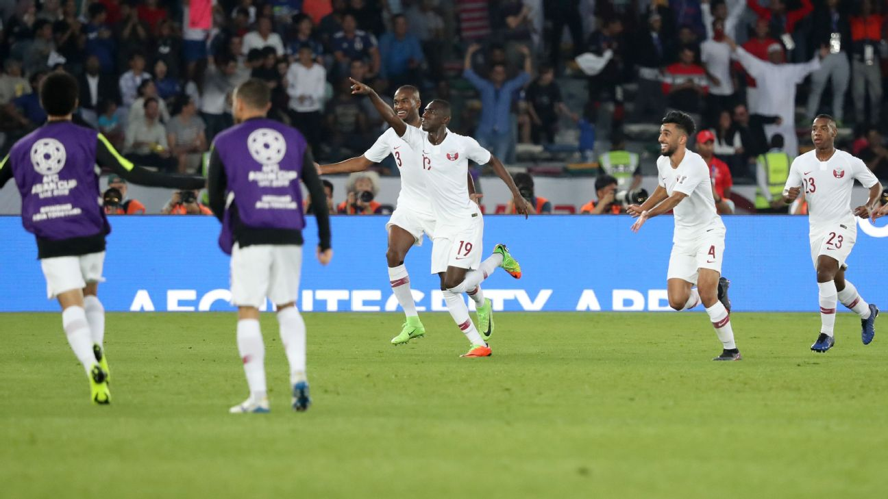 Qatar defeat Japan to secure first-ever Asian Cup crown