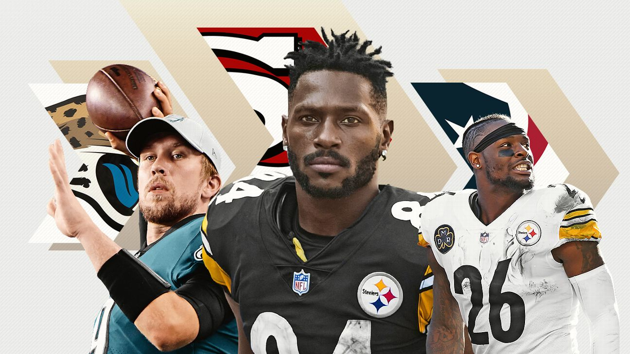 Ten bold NFL predictions for 2019 season: Landing spots for Le'Veon