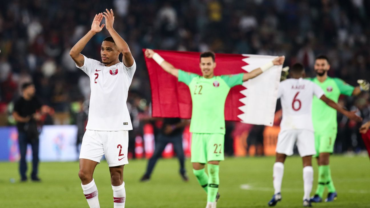 Qatar s Asian Cup win shows that possession could be poison in international football