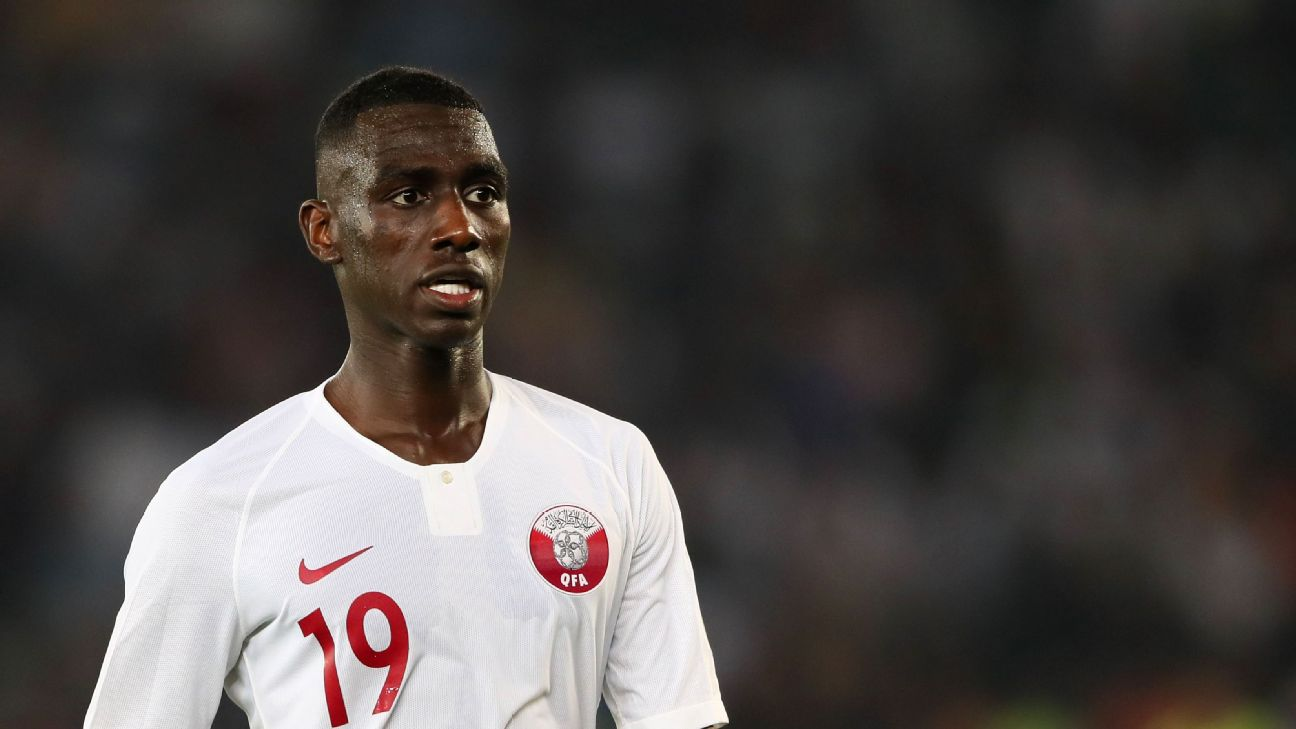 Qatar s record-breaking Almoez Ali leads Asian Cup Team of the Tournament