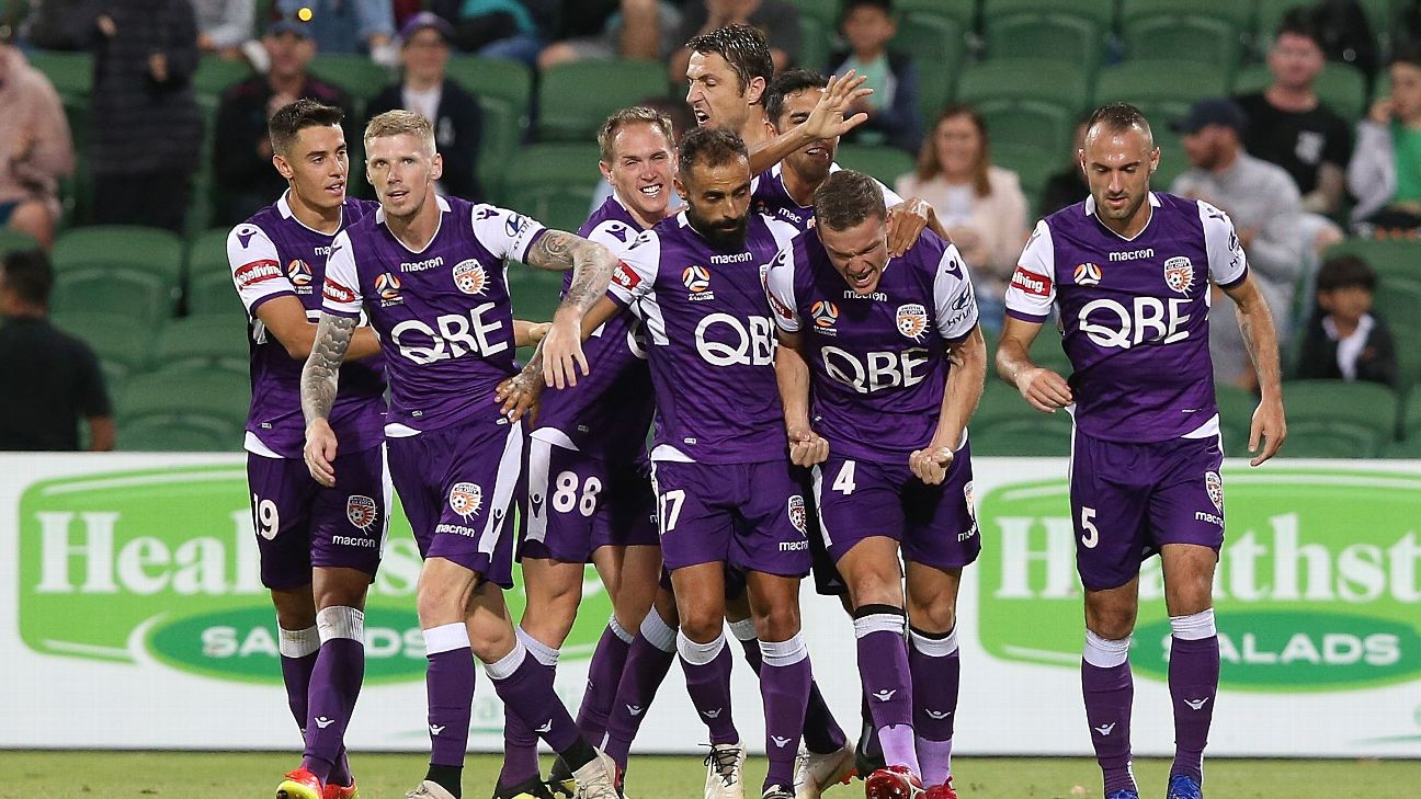 Perth Glory keep another clean sheet ahead of top-of-the-table clash with Melbourne Victory