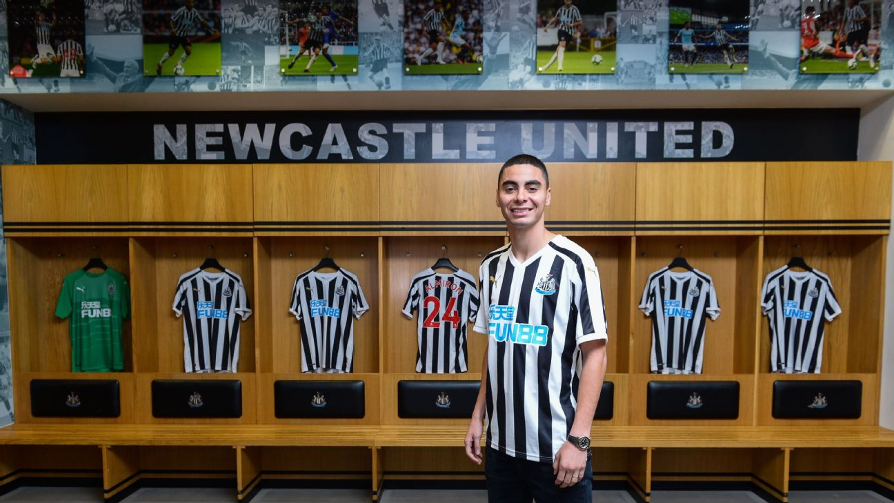 If Almiron thrives in Premier League with Newcastle, MLS will benefit most