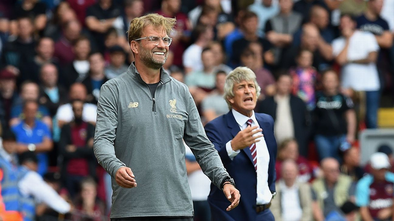 FA seeks Klopp clarification over ref comments after West Ham draw - source