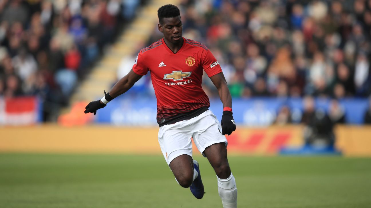 Manchester United s Pogba considered leaving; happy under Solskjaer - brother