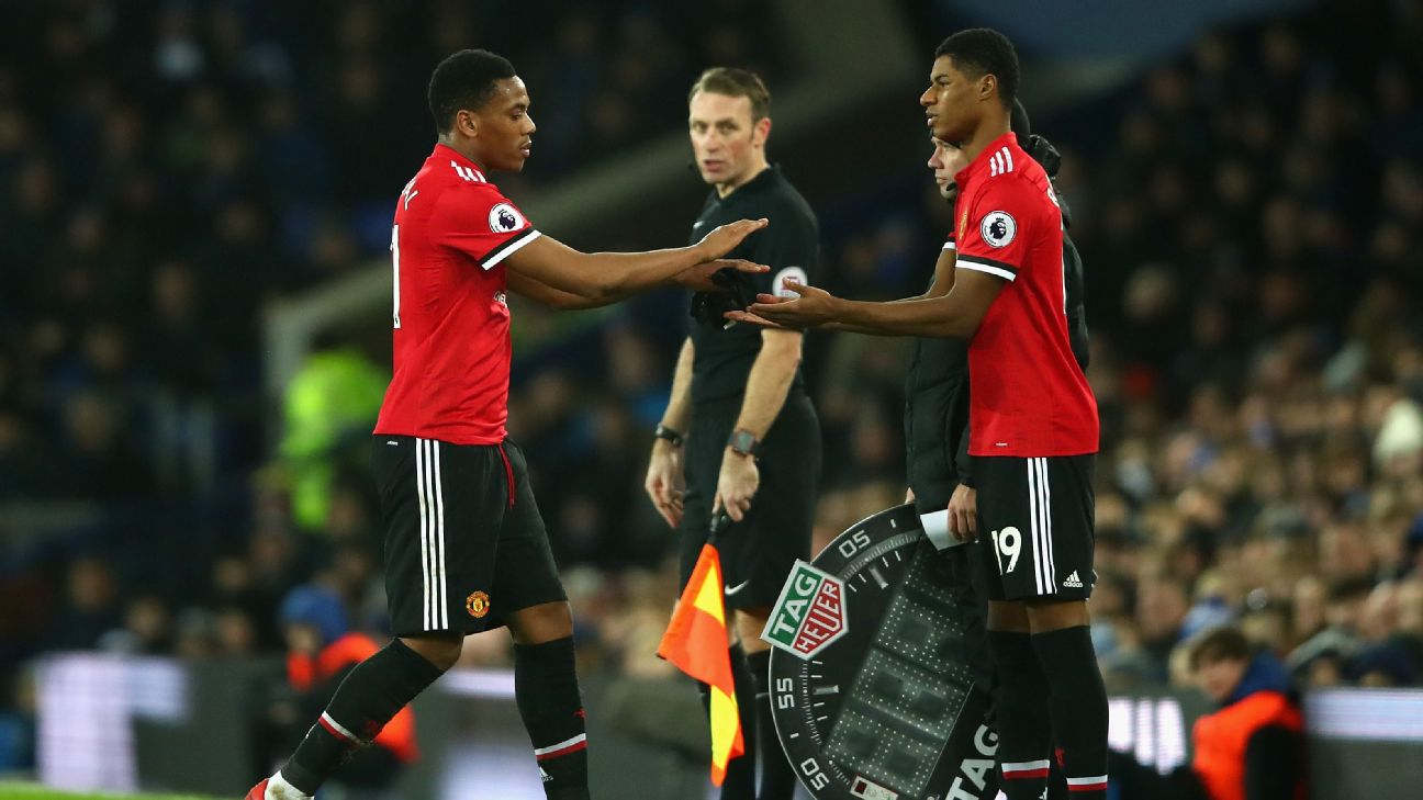 LIVE Transfer Talk: Man United s Marcus Rashford to follow Anthony Martial with new deal
