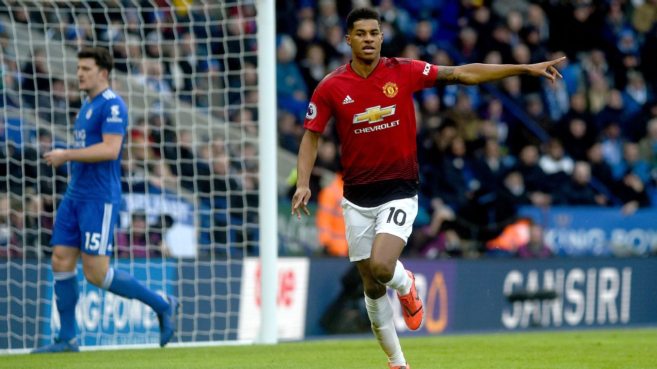 Manchester United in talks with Rashford over new contract - sources
