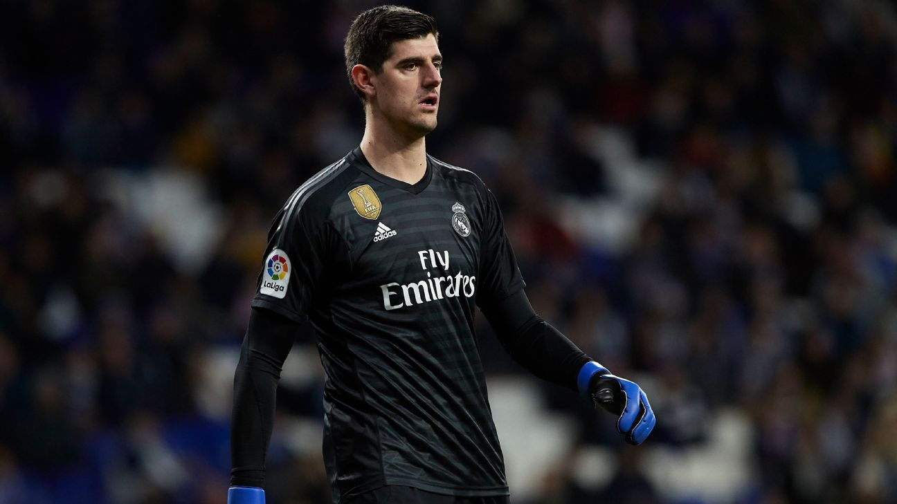 Chelsea frustrated by Courtois broken promises claim - sources