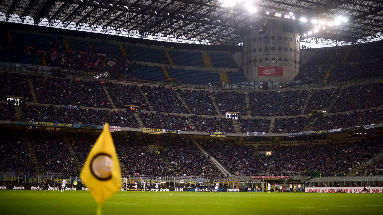 Inter Milan fans racially abuse player in first match since stadium closure for Koulibaly monkey chants