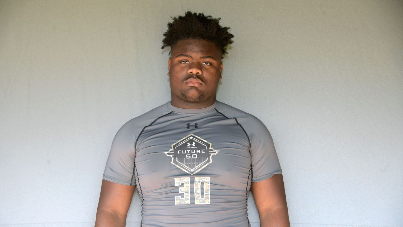 Alabama adds to No. 1-ranked recruiting class with Ishmael Sopsher fd5de937910