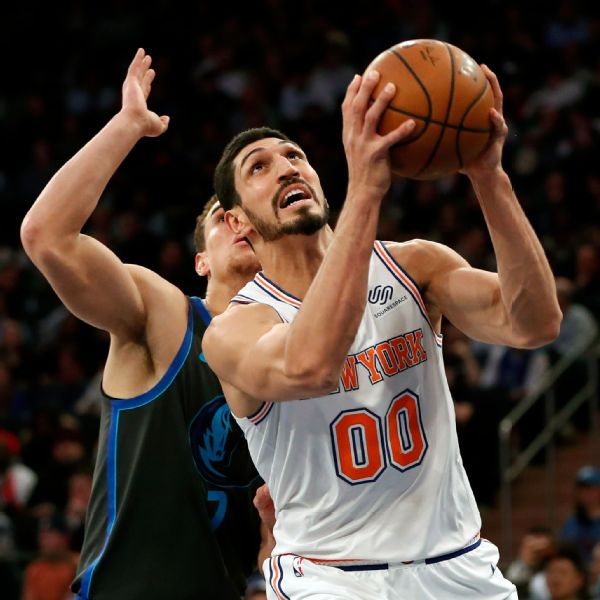 6d6dad94d32 Sources  Knicks expected to begin Enes Kanter buyout talks after ...