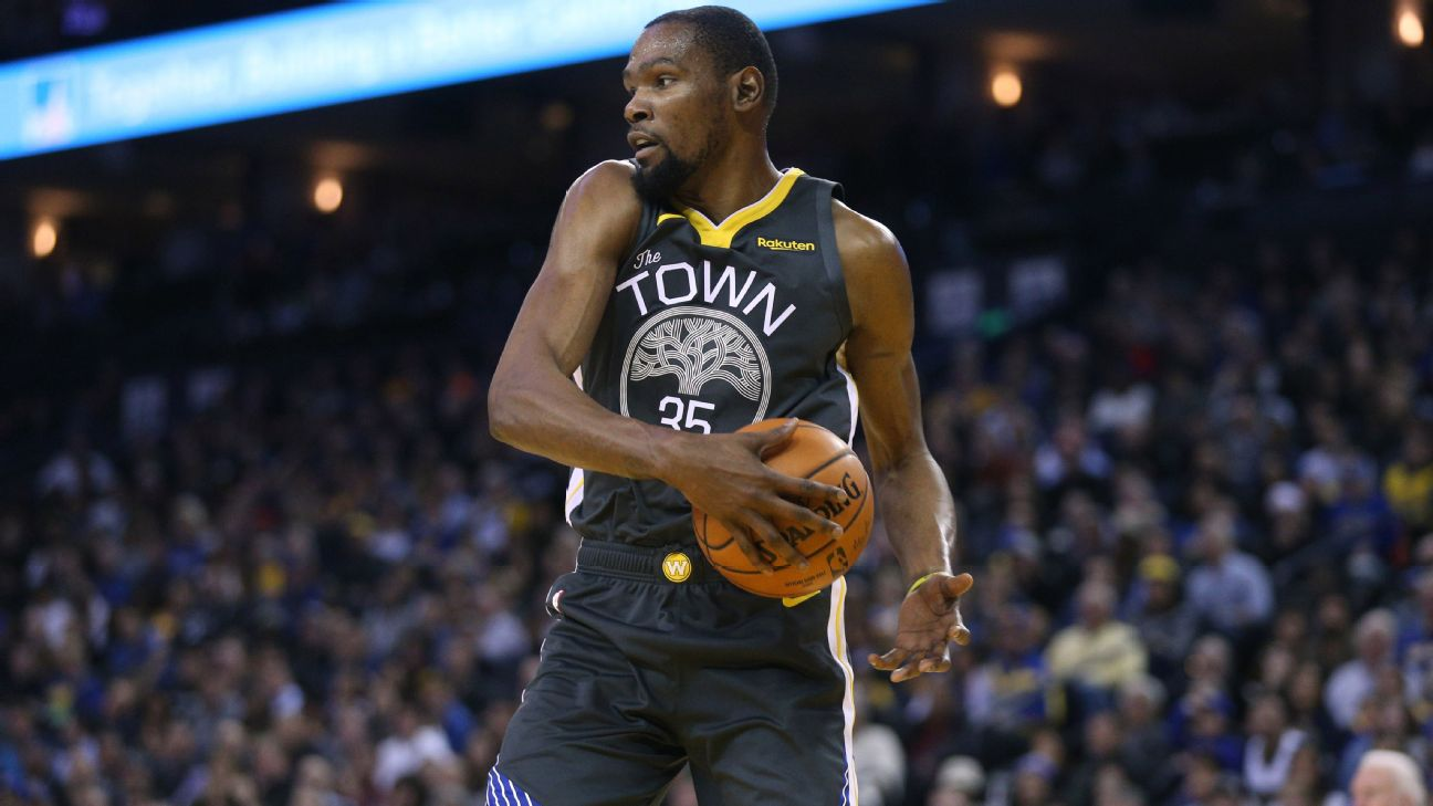 a19e0f43cf7a Kevin Durant rips media s coverage of his pending free agency ...