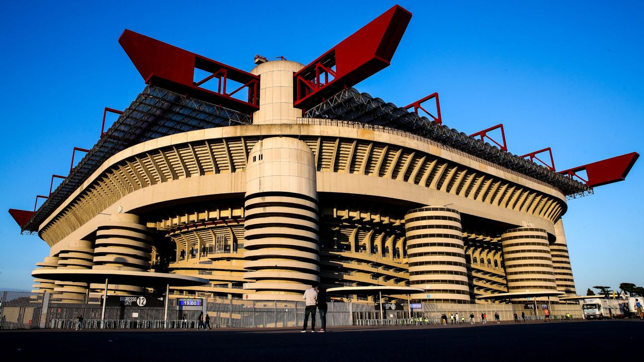 Inter and AC Milan are looking to renovate San Siro and have written a letter to the city's mayor