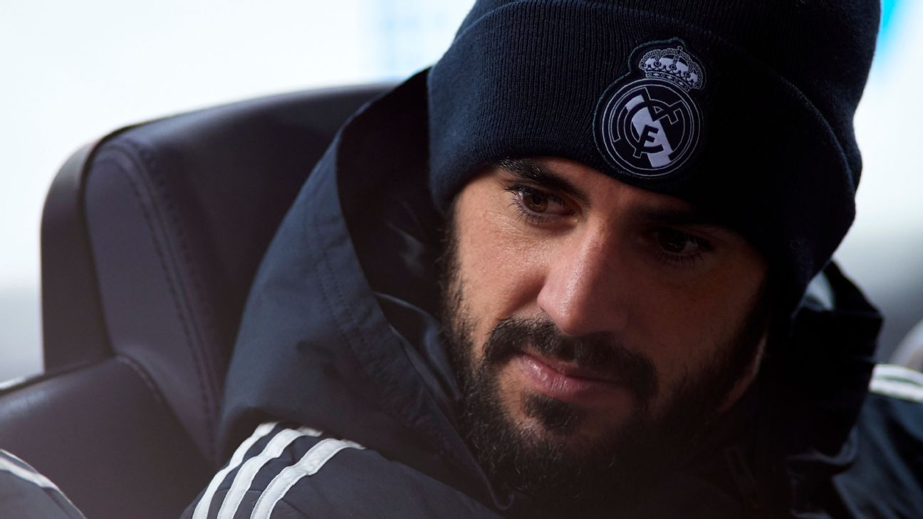 Isco claim of unfair treatment rejected by Solari · Real Madrid ... 3c74f8ae2b14a