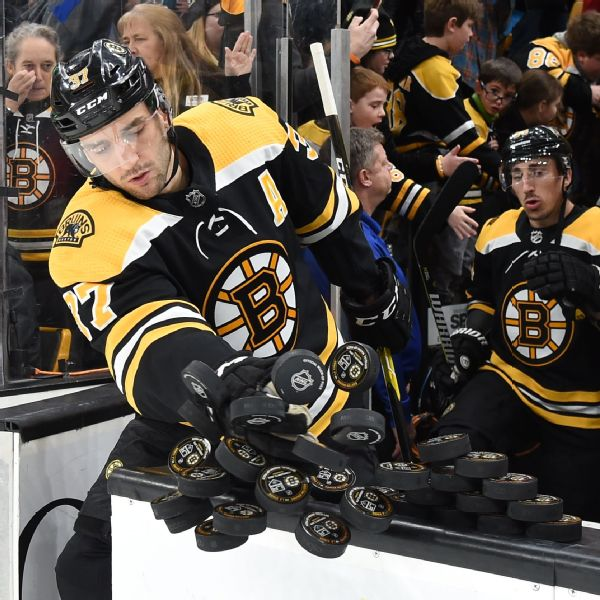 Patrice Bergeron Stats, News, Videos, Highlights, Pictures