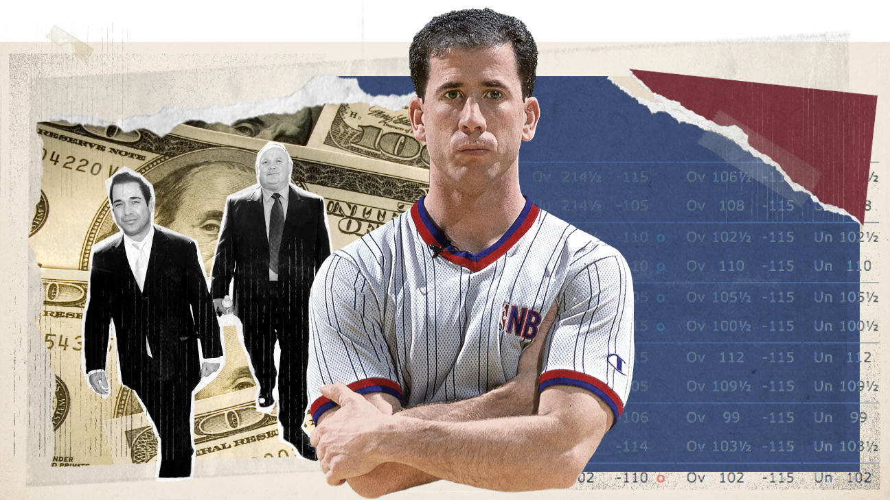 635e24b9254e How former ref Tim Donaghy conspired to fix NBA games