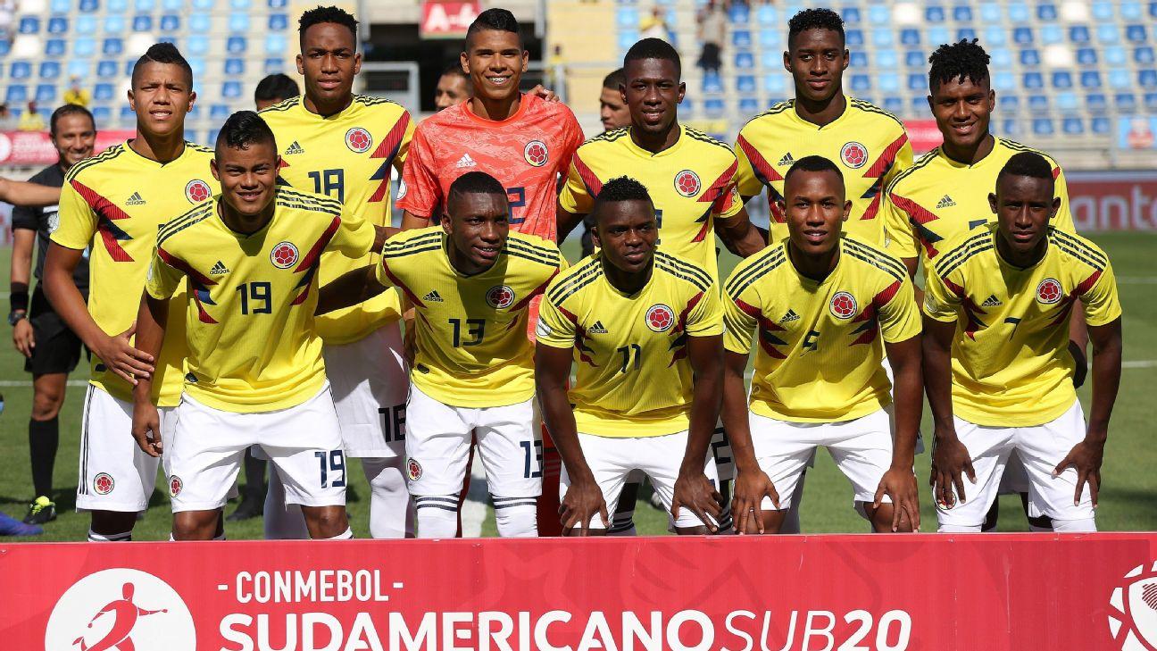 Colombia Sub 20 afina su puntería para el Mundial ba4c1f762cd