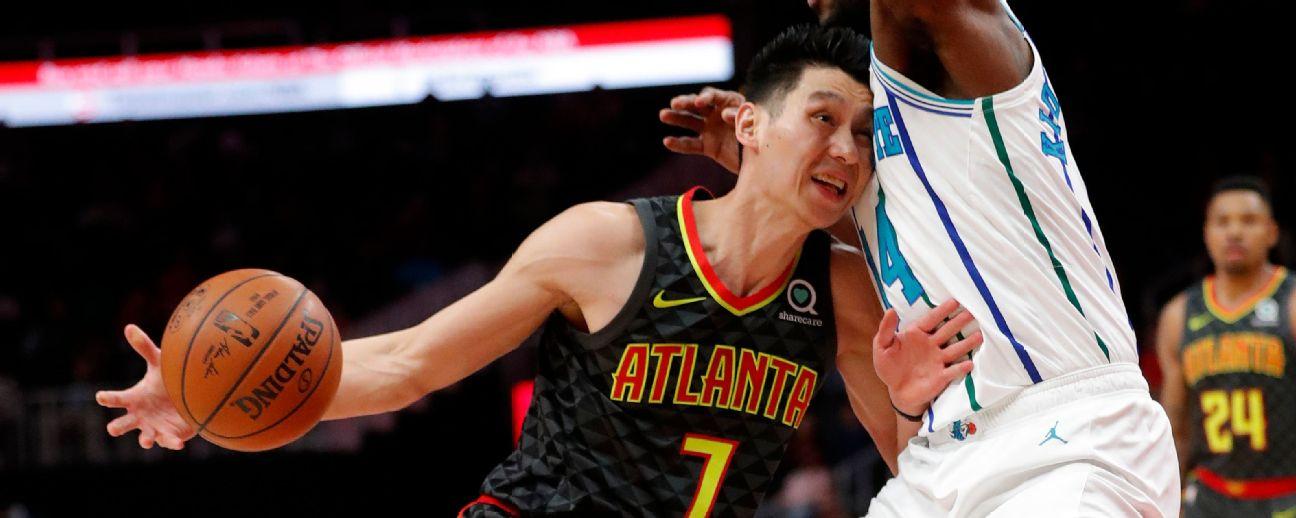 Jeremy Lin Stats, News, Bio | ESPN